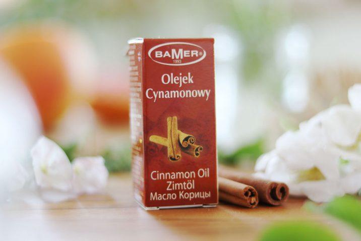 Olejek cynamonowy