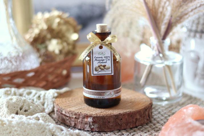 Olejek do masażu migdałowy 100ml