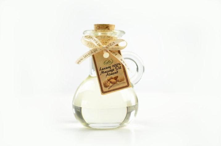 olejek migdałowy do masażu