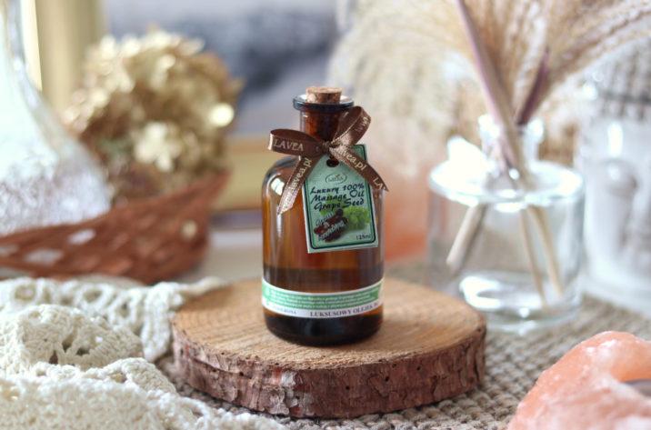 Olejek do masażu winogronowy 125ml