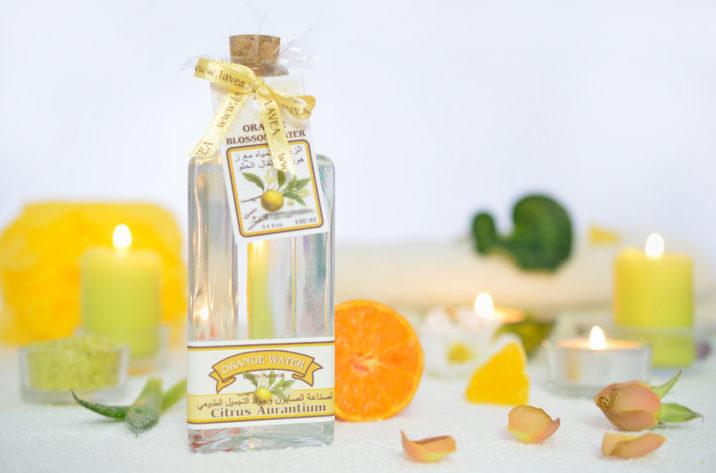 Woda z kwiatów pomarańczy