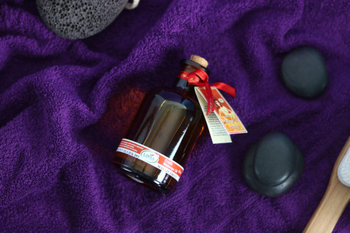 Olejek do masażu Erotic