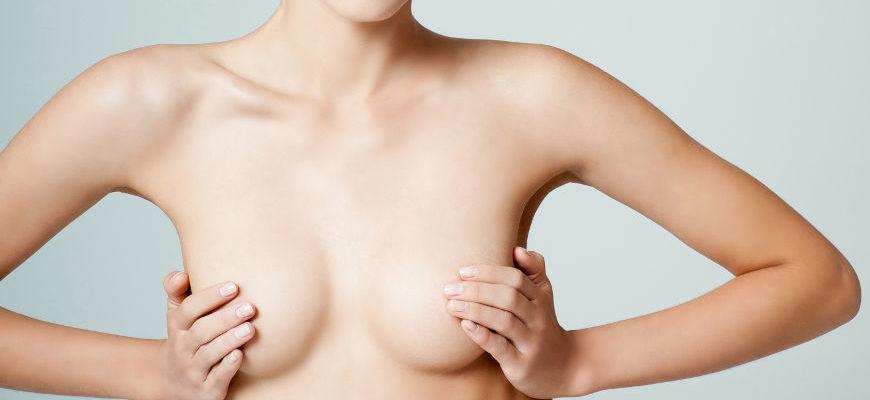 Limfatyczny masaż biustu