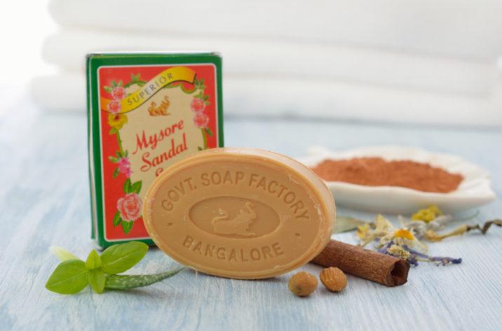 Mydło sandałowe Mysore