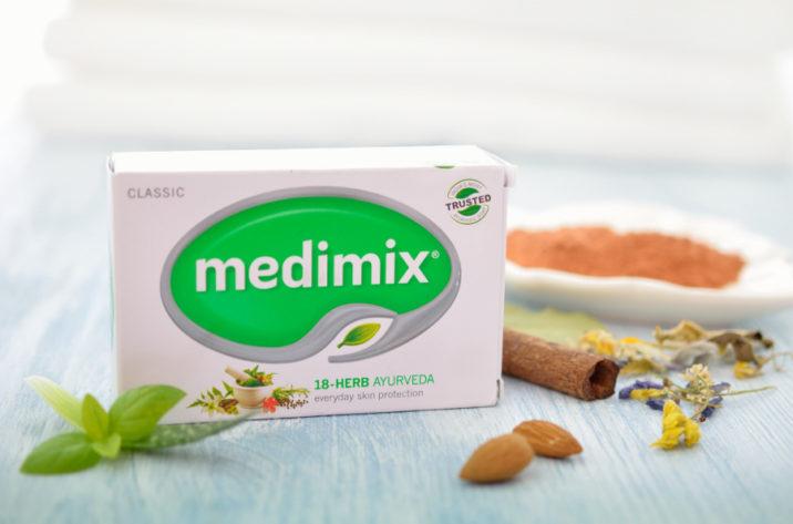Mydełko Medimix18 ziół