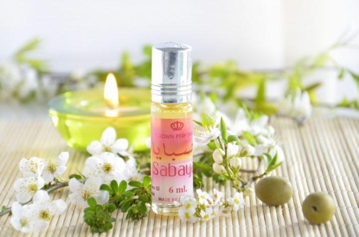 Perfumy w olejku Sabaya