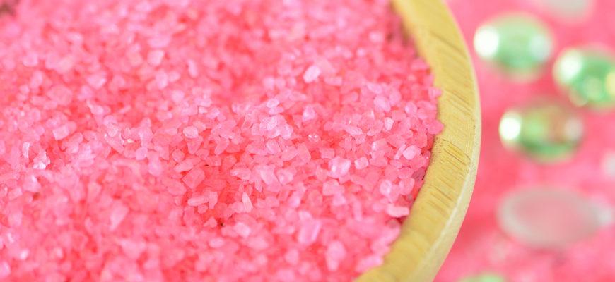 Właściwości kąpieli solnych