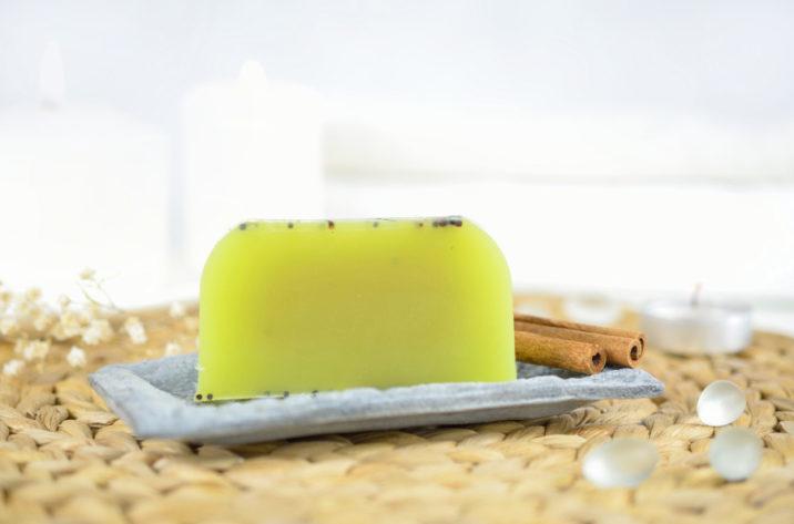 Mydło arganowe organiczne