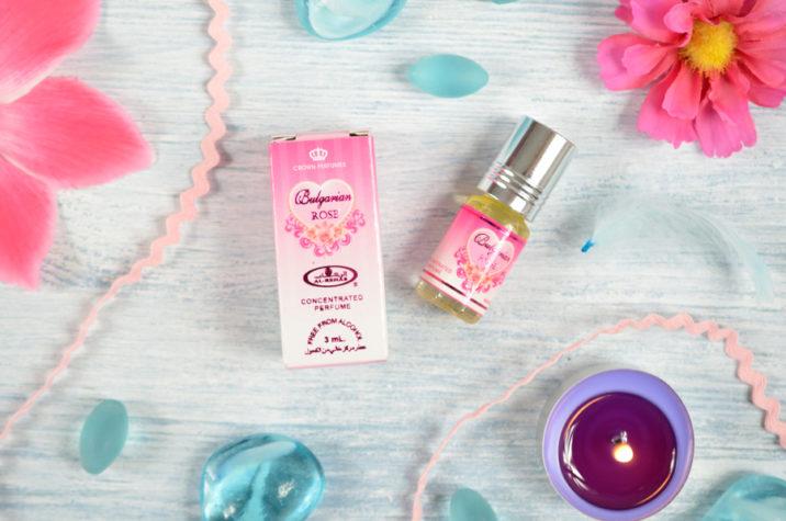Orientalne perfumy w olejku Bułgarska Róża
