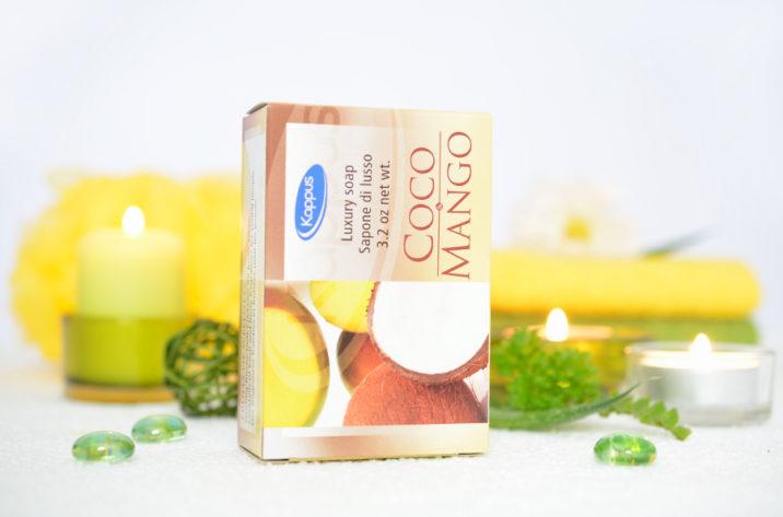 Mydło Kokos Mango - Kappus