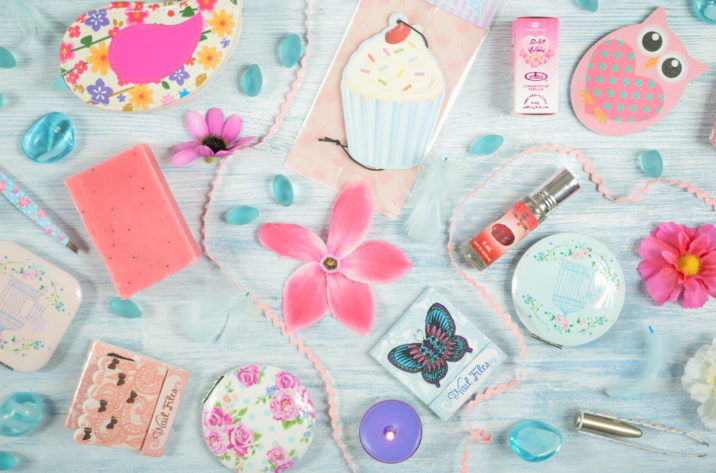 Pastelowa wiosna - kosmetyki i akcesoria