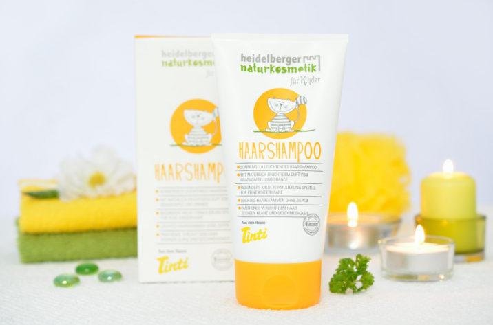 Naturalny szampon dla dzieci