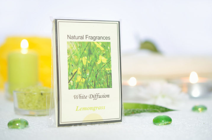 Saszetka zapachowa Natural Fragrances Lemongrass