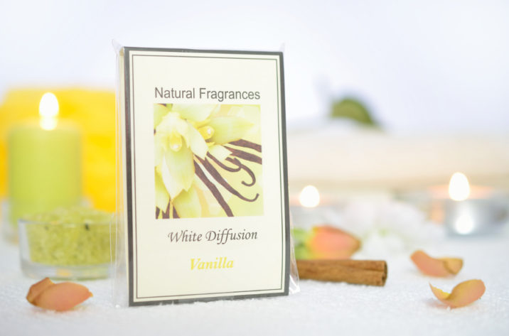 Saszetka zapachowa Natural Fragrances Wanilia