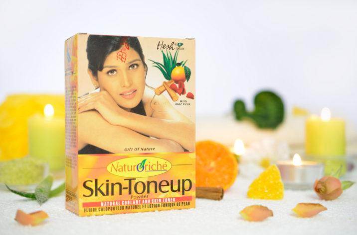 Skin Toneup - Maseczka tonizująca i oczyszczająca