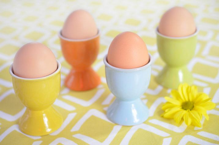 Kieliszki na jajka