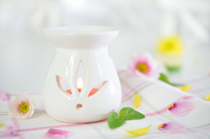 Kominek do aromaterapii