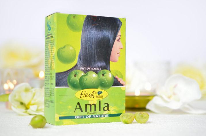 Amla – maska do włosów