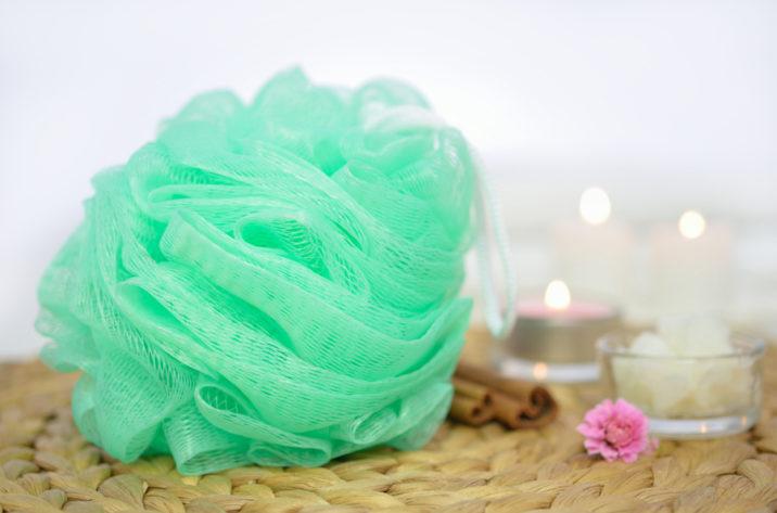 Myjka siateczkowa - zielona