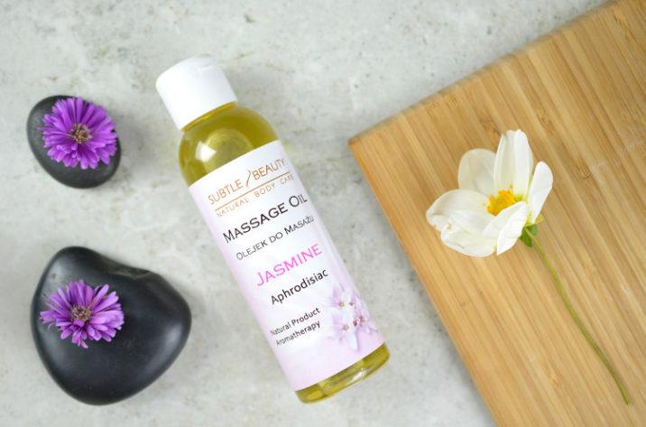 Naturalny olejek do masażu – AFRODYZJAK – Jaśminowy
