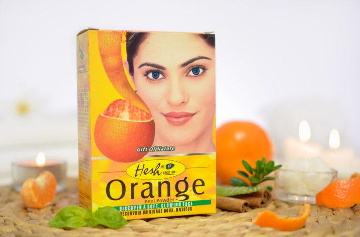 Maseczka ze Skórki Pomarańczy