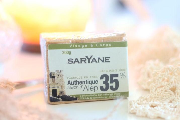 Mydło z Aleppo 35% olejku laurowego