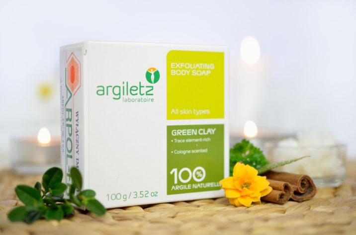 Argiletz - Mydło z Algami Antycellulitowe