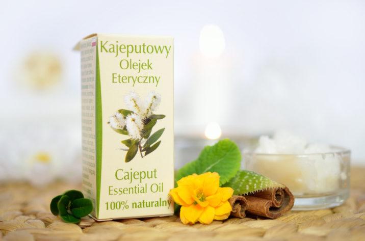 Olejek eteryczny kajeputowy