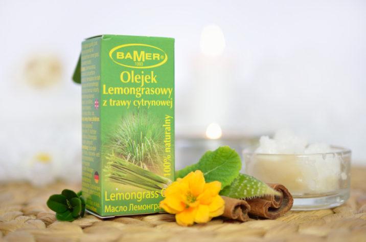 Olejek eteryczny lemongrasowy