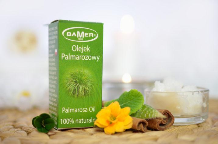 Olejek Palmarozowy