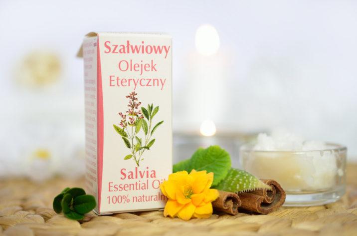 olejek eteryczny szałwiowy