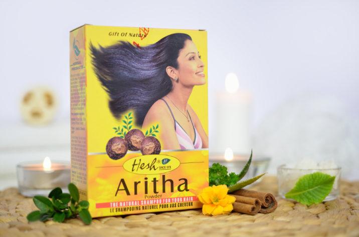Aritha - Szampon naturalny w pudrze