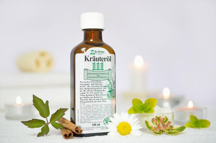 Aromaterapeutyczny olejek ze 111 ziół