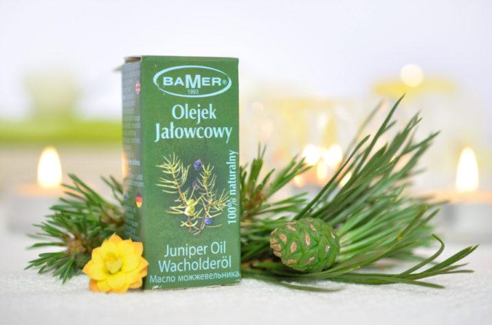 olejek eteryczny jałowcowy