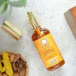 Ajurwedyjski olejek przeciwzmarszczkowy