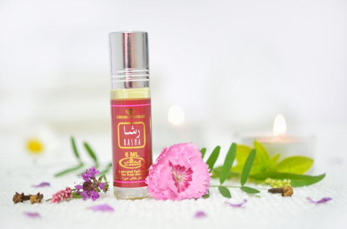 Orientalne perfumy w olejku Rasha