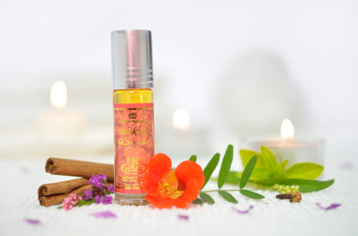 Perfumy w olejku Shaikhah