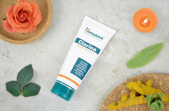 CLARINA - Przeciwtrądzikowy Żel do mycia twarzy