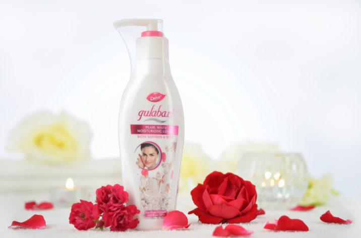 lotion różany gulabari