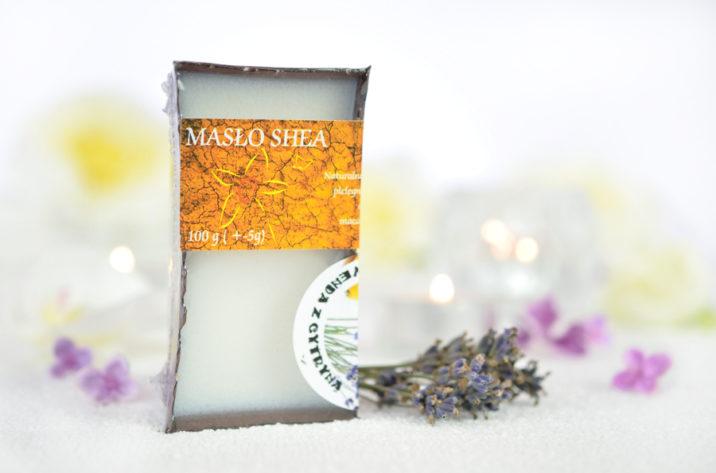 Masło shea – lawenda i cytryna