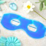 Okulary żelowe na opuchnięte oczy