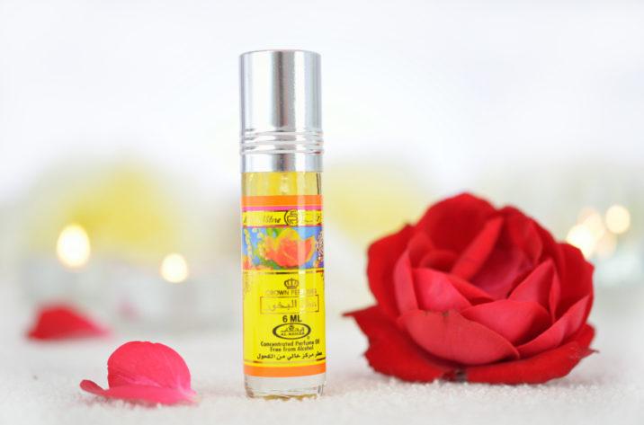 Perfumy w olejku Bakhour