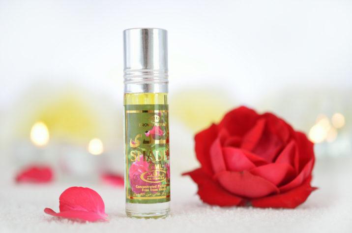 Perfumy w olejku Shada