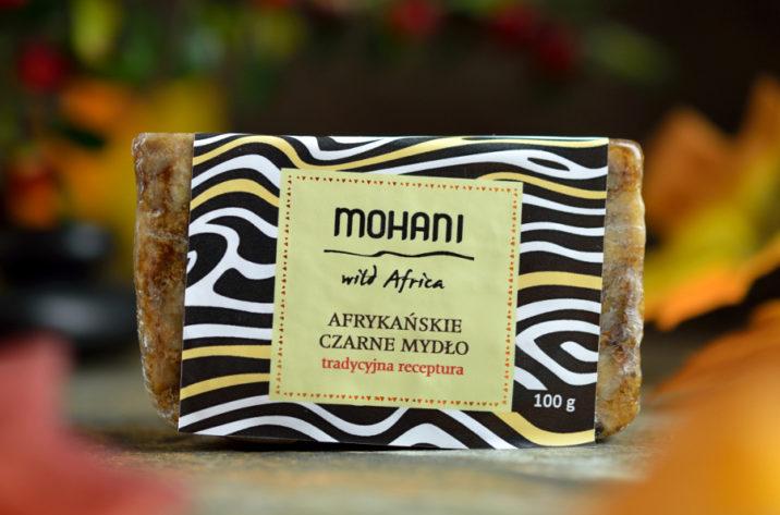 Afrykańskie czarne mydło