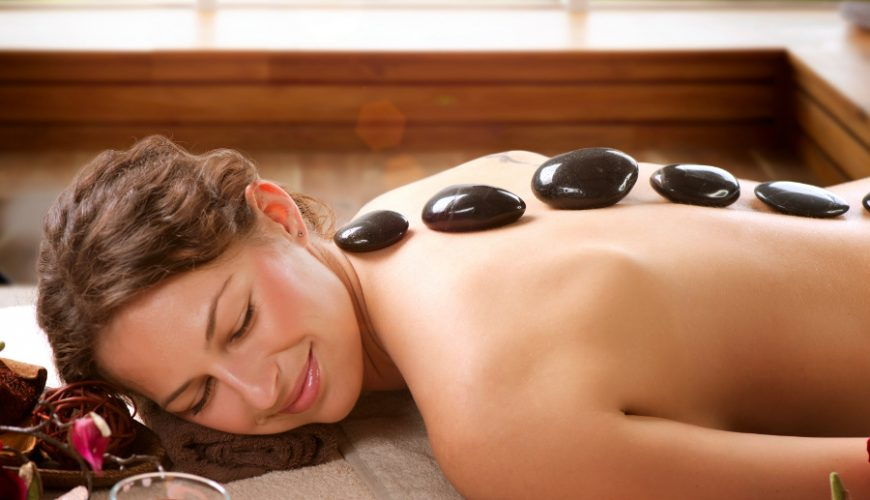 kamienie do masażu