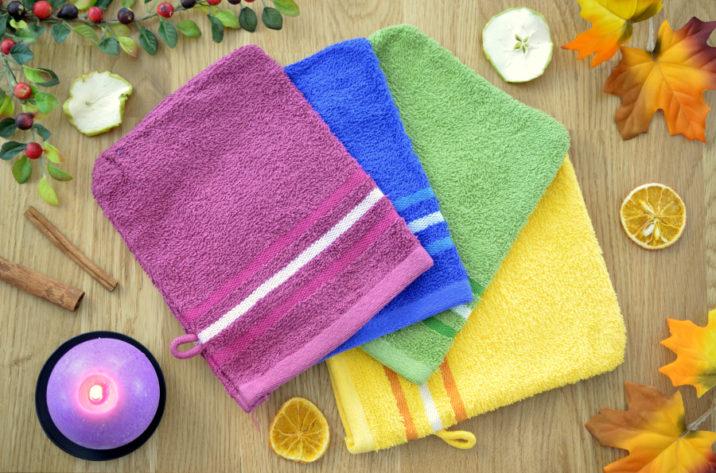 myjka frotowa z organicznej bawełny