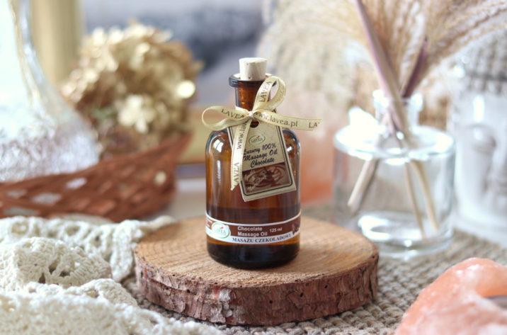 Olejek do masażu czekoladowy 125ml