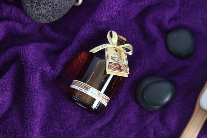 olejek do masażu czekoladowy