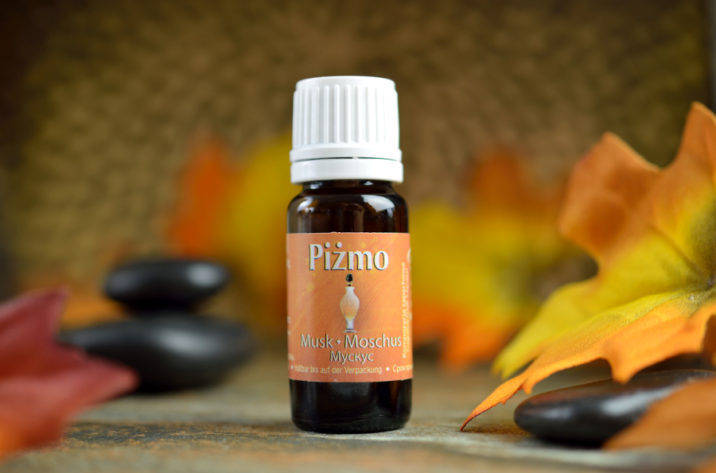 olejek zapachowy piżmo