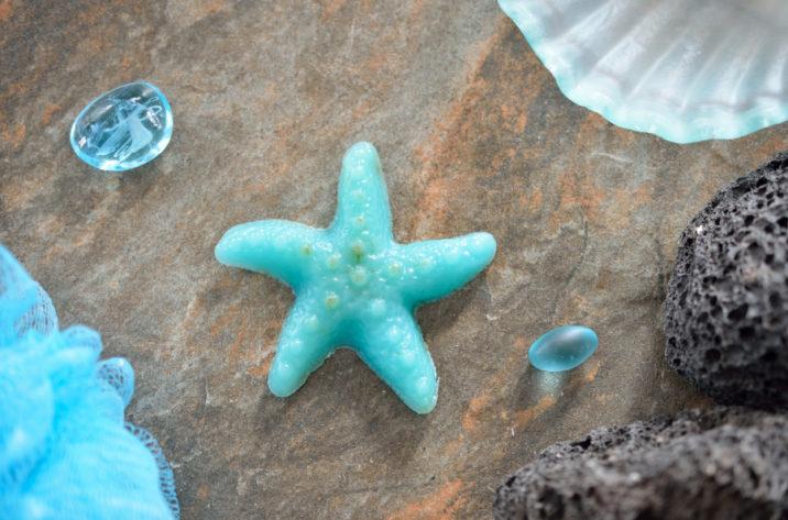 Mydło glicerynowe z algami Rozgwiazda